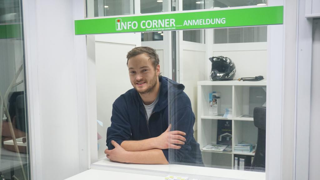 info-corner